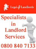 Legal4Landlords market leaders within the letting industry